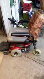 chaise roulante electrique