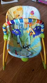 For sale used Bright Starts Rock In The Park Rocker