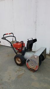 Snowblower for sale in Fredericton