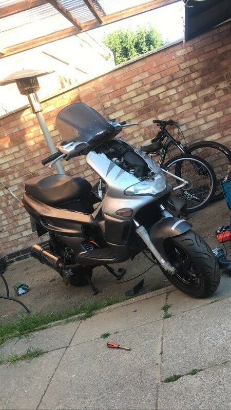 Gilera runner vx 125 200 engine | in Leicester, Leicestershire | Gumtree