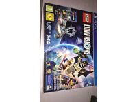 New Lego Dimensions Starter Pack PS4