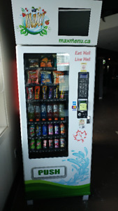 4 Vending Machines for Sale!