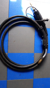 MILLER MIG welding sheath with gas option