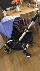 Bugaboo bee two button fold..