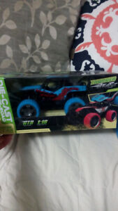 Never been opened. Die-cast Thunder beast. 49 MHz.