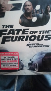 All 8 fast& furious movies