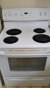 30 inch electrich Kenmore stove