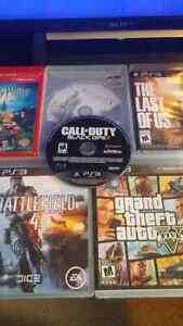 Ps 3 with extra controllers and 5 games and HDMI cable Kitchener / Waterloo Kitchener Area image 5