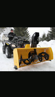 Snow removal service's