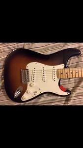 American Fender Stratocaster Special Edition Will Deliver