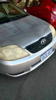 Toyota Corolla Usher Bunbury Area Preview