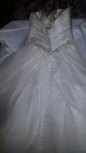 NEVER WORN ALLURE BALL GOWN London Ontario image 4