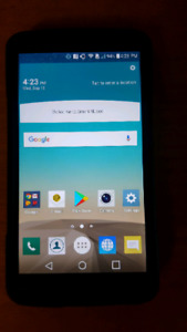 Unlocked 32g LG G3 with protective case