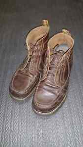 Dr . Martin leather boots  size 13