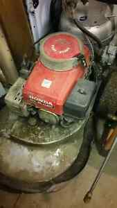 "21"" PROPANE FLOOR BURNISHER - HONDA"