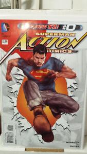 Action Comics Superman New 52