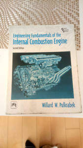 Internal Combustion Engine Textbook