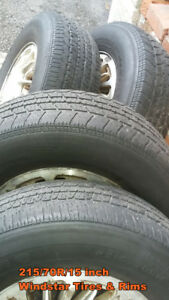 Windstar Tires and Rims