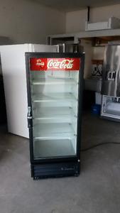 Coca Cola fridge, Free delivery and 60 Days Warranty
