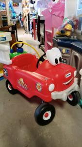 Coupe car@ clic klak used toy warehouse