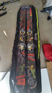Complete Back Country Ski equipment