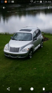 Pt cruiser gt turbo 2003