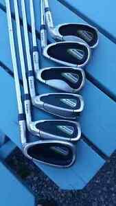 Golf iron set Kawartha Lakes Peterborough Area image 1