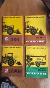 Service Manuals Volvo Case New Holland Deutz Caterpillar Co-op