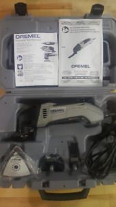 Dremel Multi Max tool kit