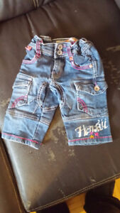 jeans fille 3t