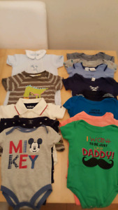 Huge lot of baby boy 6-12m clothes