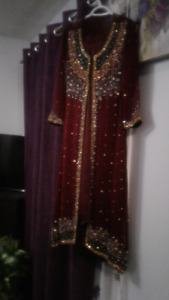 Party wear Pakistani outfit