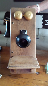 Vintage Wall phone for sale...