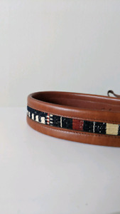 Jolie Laide Leather Camera Strap