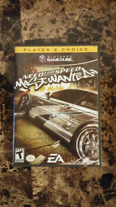 Need for Speed Most Wanted-Gamecube
