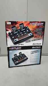 DJ-Tech i-Styler DJ Station for i-Pods w/792 Jingles & Voice Cha