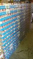 CARNATION MILK FAT FREE $1.00 PER CAN OR $20 FOR 24 CANS