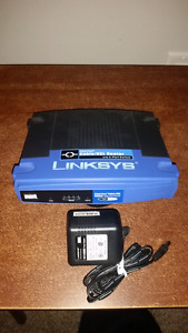 Linksys BEFSR41 Cable/DSL Router