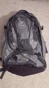 Dueter Traveller 55+10 backpack in perfect, like new condition! Edmonton Edmonton Area image 6