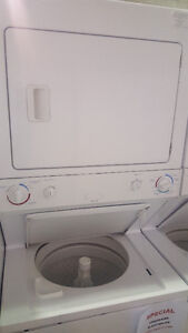 "STACKABLES 27"" WASHER DRYERS"