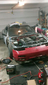 RUNNING DRIVING 240SX Project Car
