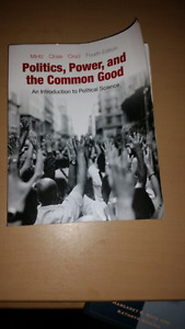 Political science 100 textbook