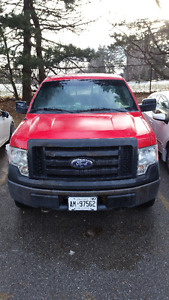 2010 Ford F-150 Pickup Truck (9/10) Condition $8600