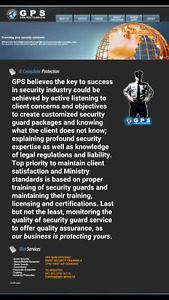 Security Guard Training Certification