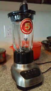 Used Hamilton Beach Blender