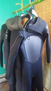 Wetsuits, Surfboards, Gloves & Boots