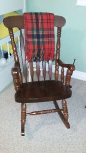 Rocking Chair Kawartha Lakes Peterborough Area image 1