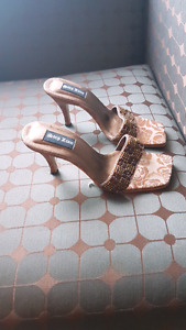 Size 5.5 shoes - two pairs of shoes brand new condition