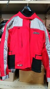Ladies Motorcycle Jacket (Medium)