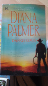 Diana Palmer $3 each or 3 for  $7